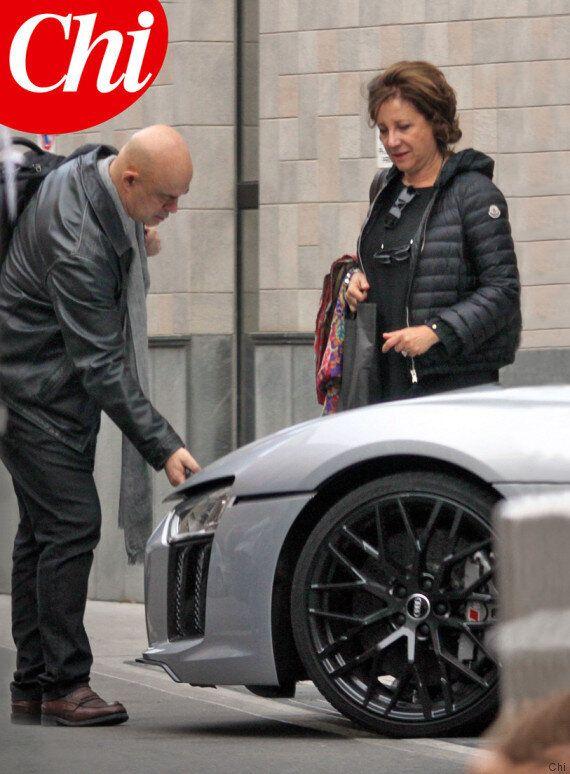 Maurizio Crozza, un'Audi da 210mila euro per il