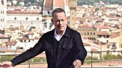Hanks senza fiato di fronte all'arte italiana:
