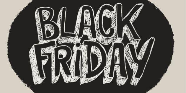 Black Friday, il 25 novembre è il