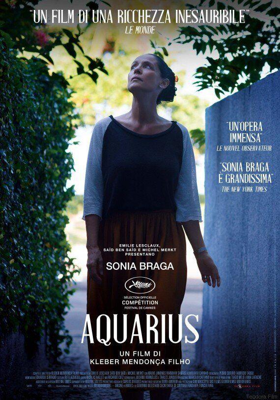 'Aquarius': il ritorno sul grande schermo di Sonia Braga. Nelle sale il nuovo film di Kleber Mendonça...