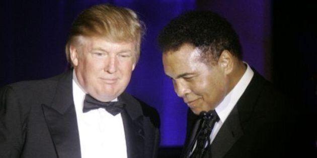 Quando Muhammad Ali mise al tappeto Donald Trump in sole 132