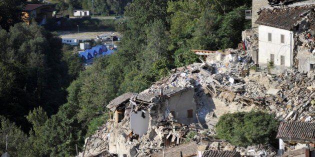 Nuova forte scossa, frana ad Arquata. Protezione Civile: 291 le vittime, 388 feriti in