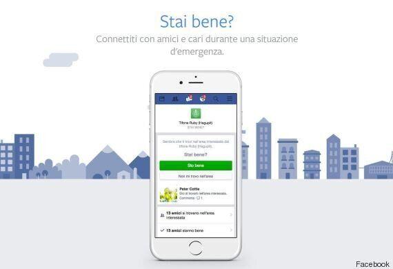 Facebook attiva il Safety Check per la terza volta in 5 settimane dopo l'attentato di
