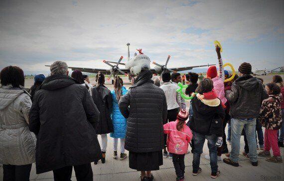 Sul confine più a Sud d'Europa il volontariato porta doni tutto