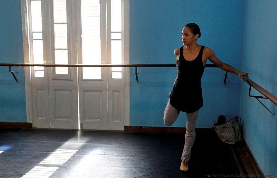Misty Copeland visita Cuba, dove le ballerine di colore sono la