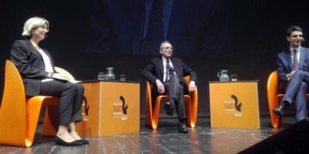 Pier Carlo Padoan al Festival dell'Economia di Trento: