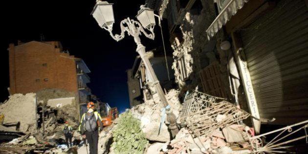 Terremoto Amatrice, il racconto di Luigi: