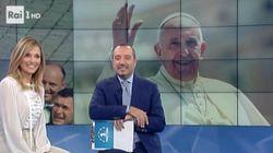 La telefonata del Papa a Uno Mattina non ne fa un papa