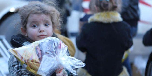 Le domande che i bambini siriani neanche fanno