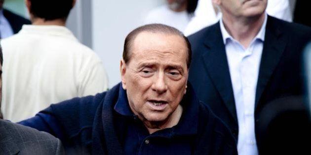 Terremoto, Silvio Berlusconi: