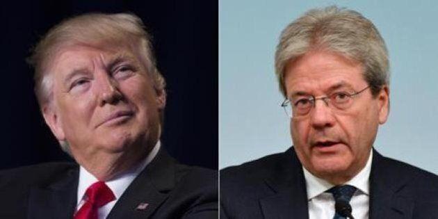 Financial Times critica l'Italia per l'atteggiamento morbido verso Donald Trump,