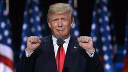 Donald Trump cade anche sul