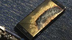 Troppi Galaxy Note 7 prendono fuoco: Samsung costretta a fermare la