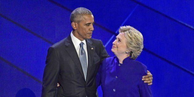 Barack Obama lancia una frecciata a Hillary Clinton: