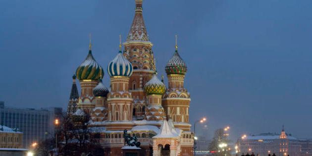 A Mosca dagli amici Lgbtqi, tra meraviglia e