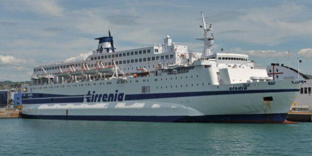 Cadavere ritrovato a bordo di una nave Tirrenia: si tratterebbe di Imelda Bechstein, turista tedesca...