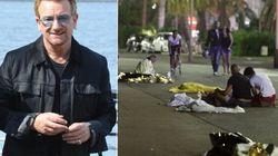 In fuga dal camion-killer trovano rifugio nel ristorante di Ducasse con Bono