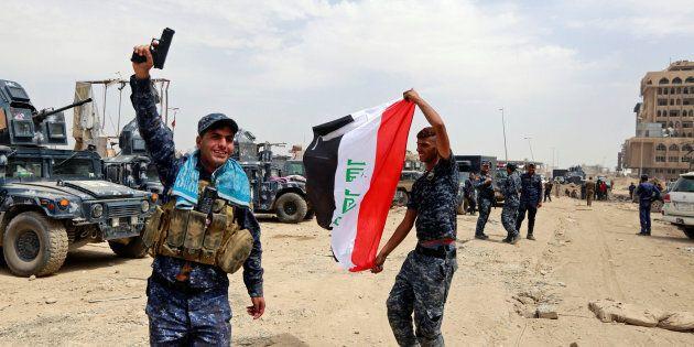Mosul sta per essere liberata ma manca ancora l'annuncio