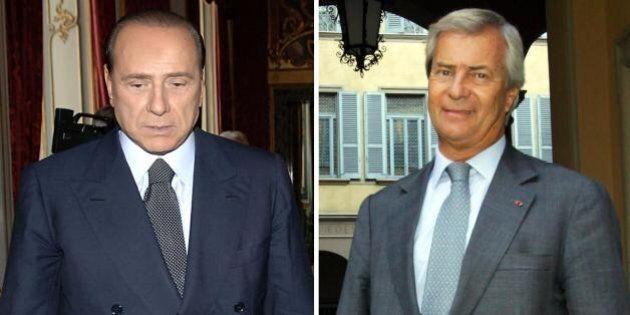 Vivendi Mediaset: il piano del Governo per fermare Vincent