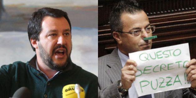 Il cordoglio di Matteo Salvini per la morte di Gianluca Buonanno: