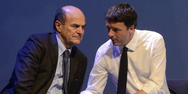 Bersani risponde a Renzi sull'economia: