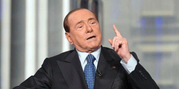 Berlusconi vuole botte piena, moglie ubriaca e amante