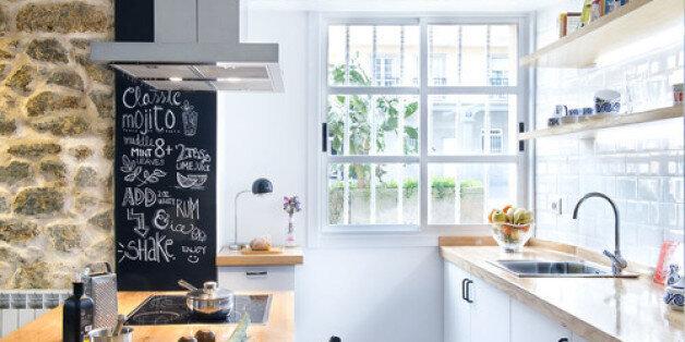 Parete Di Lavagna Prezzo : I segreti della parete lavagna in cucina l huffpost