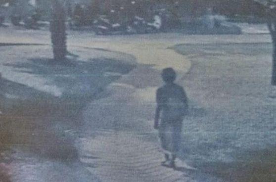 L'ultima immagine della turista scomparsa sull'Isola della Morte, in
