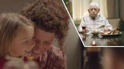 Se il nonno vi ha fatto commuovere, non potete perdervi il nuovo spot di Natale di