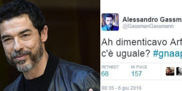 Alessandro Gassmann, la sua ironia su Twitter fa a pezzi la destra romana. Nel video i migliori