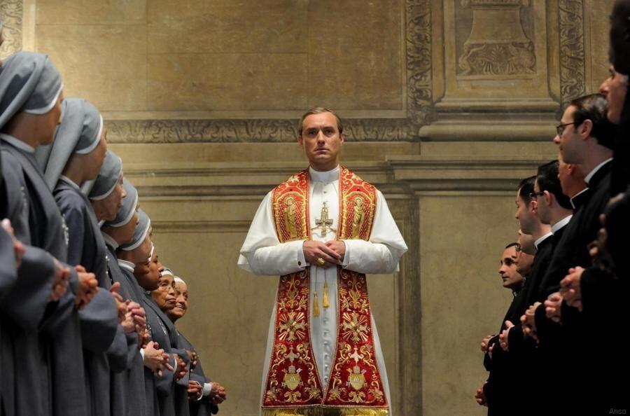 Paolo Sorrentino lancia la serie tv 'The Young Pope':