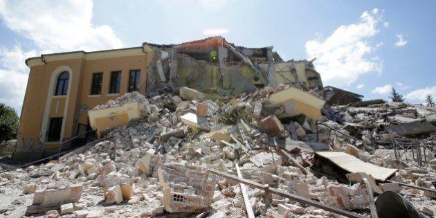 Scuola Amatrice crollata, pm Rieti: