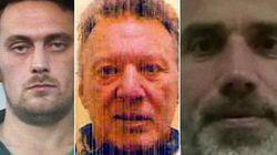 Igor, Johnny e Ismail: i tre killer in fuga che terrorizzano