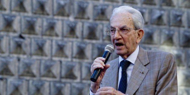 Carlo Smuraglia presidente Anpi sarà alla Festa dell'Unità.