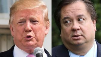 Donald Trump and George Conway
