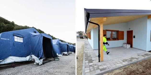 Protezione Civile accelera l'intervento. Domani ai sindaci i tempi delle casette di legno, via le tende...
