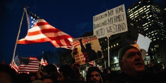 Negli Stati Uniti è psicosi per le espulsioni dei migranti irregolari ordinate da Donald