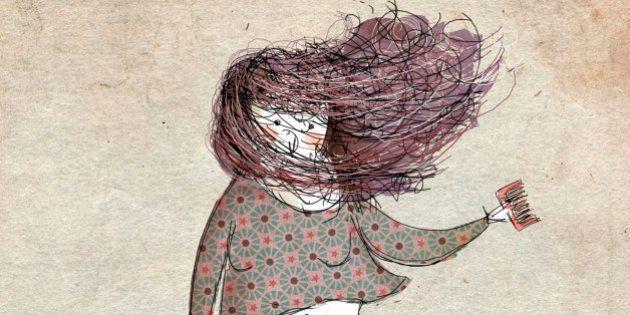 Questi 14 disegni vi aiuteranno ad affrontare le sfortune con il sorriso. I disegni di Roser Matas su...