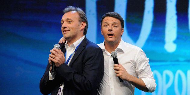 Matteo Renzi ridisegna la comunicazione del Pd: Richetti nuovo