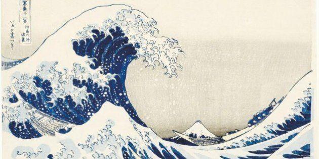 Hokusai, Hiroshige e Utamaro: semplicità e piacere. #followtheway, i tre grandi maestri giapponesi a