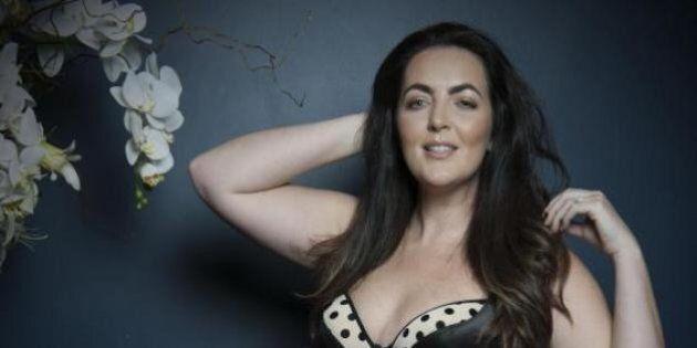 La modella disabile Gemma Flanagan poserà per un marchio di lingerie