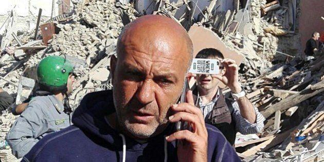 Il sindaco di Amatrice Sergio Pirozzi respinge le accuse: