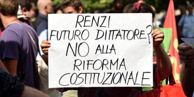 Referendum. Il no arriva alla Leopolda: proteste a Firenze e poi corteo nazionale a Roma il 27