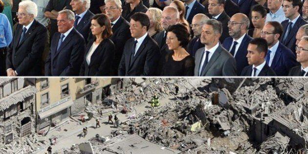 Terremoto, paura nelle scelte iniziali. Sul piano di ricostruzione si gioca l'ultimo barlume di fiducia...