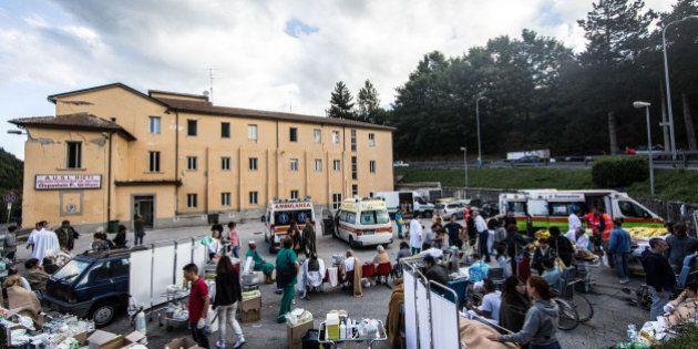 Terremoto, l'ospedale di Amatrice in attesa della messa in sicurezza dal 2009. La vicenda già nel mirino...