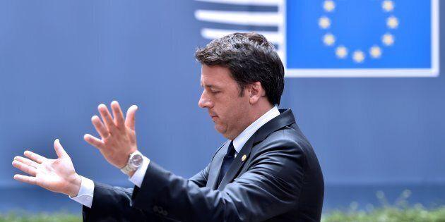 Per Renzi il nemico è a