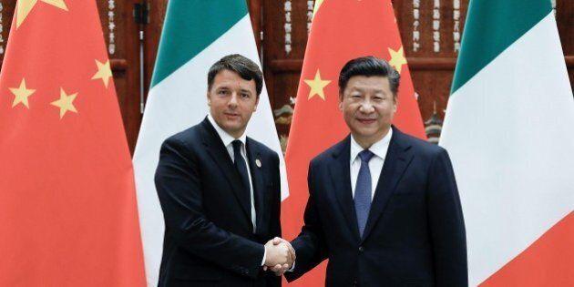 Vertice tra Matteo Renzi e Xi Jinping in Sardegna: sul piatto gli investimenti cinesi sull'isola. Huawei...