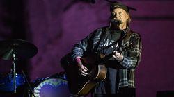 Neil Young, tre ore di rock puro alle Terme di