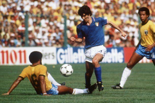 11 luglio '82: io, mia mamma e Paolo