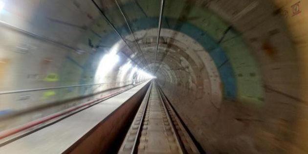 Roma, la Metro C è un